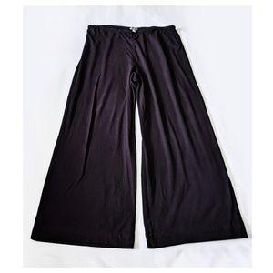 J. JILL Black Lounge Pants Lot of 2 Size L